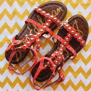 Sam Edelman Elisa Studded Gladiator Sandals